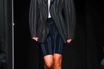 mugler أسبوع الموضة في باريس لربيع 2019 Paris Fashion Week mugler