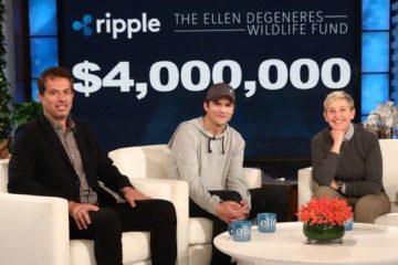 لمن تبرع أشتون كوتشر ب4 ملايين دولار أمريكي؟!