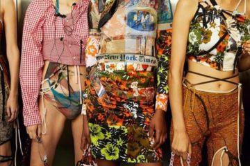 أسبوع الموضة في باريس لربيع 2019 Paris Fashion Week ottolinger