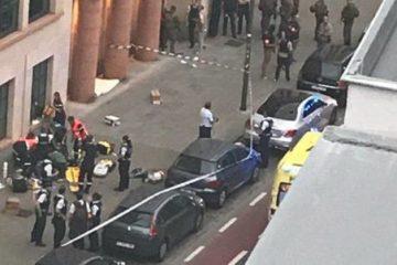 بلجيكا.. مقتل 4 بينهم شرطيان في هجوم إرهابي