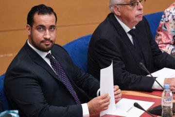 """فرنسا: ألكسندر بينالا يقول إنه لم يكن أبدا """"حارسا شخصيا"""" للرئيس إيمانويل ماكرون"""