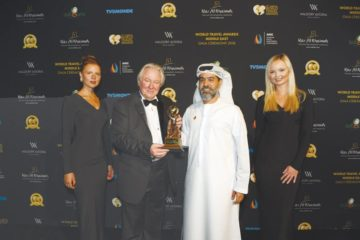 4 جوائز لطيران الإمارات ضمن «جوائز السفر العالمية للشرق الأوسط 2018»