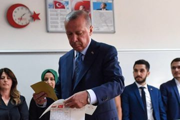 أردوغان يحصل على الأغلبية في الانتخابات الرئاسية
