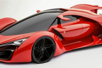 شاهد.. فيراري تطلق أسرع سيارة كهربائية في العالم