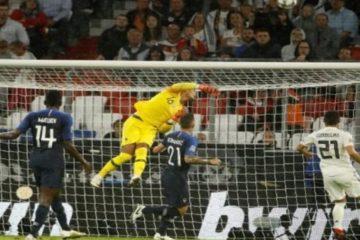"""المنتخب الفرنسي يواجه هولندا في ملعب """"ستاد دو فرانس"""" ضمن دوري الأمم الأوروبية"""