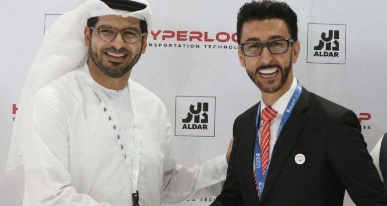 بدء بناء أول نظام نقل هايبر لوب في أبو ظبي لربط الإمارات والسعودية