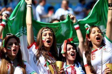 صورة مشجعة إيرانية في كأس العالم تثير الجدل… ما قصتها