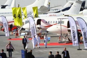 """قاعدة """"Jetex Dubai Flight Base"""" محطة لكبار الشخصيات في دبي"""