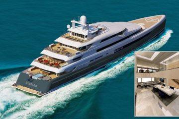 بالصور| اليخوت الفاخرة المذهلة الفائزة في معرض موناكو لليخوت monaco yacht show
