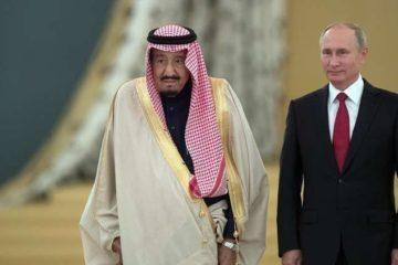 بوتين يستعد لزيارة السعودية