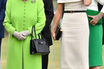 هل الملكة إليزابيث تتدخل لحد النزاع بين ميغان ماركل ووالدها؟