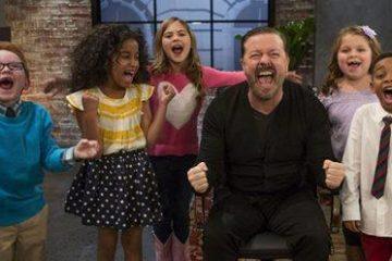 """أطلقت شبكة ABC الأمريكية برنامج Ricky Gervais للعبة غير المعترف بها """"دعم الطفل"""" في السوق الدولية في MIPTV"""