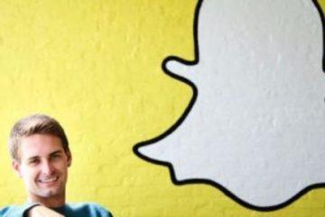 مؤسس سناب شات من فيس بوك