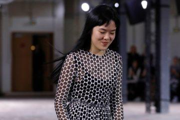 Anaïs Jourden Ready To Wear Spring Summer 2019 Paris أسبوع الموضة في باريس لربيع 2019 Paris Fashion Week