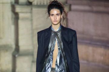 أسبوع الموضة في باريس لربيع 2019 Paris Fashion Week Moon Young Hee Ready To Wear Spring Summer 2019 Paris