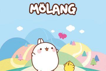 """اشتهر منتج الرسوم المتحركة في 190 بلد بفضل أرنب ذكي يدعى """"مولانج""""  Molang"""