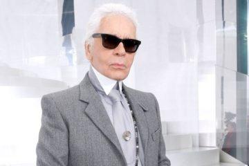 عالم الموضة والأزياء ينعى بأسى رحيل كارل لاغرفيلد