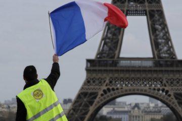 """مسؤولو كبريات المدن الفرنسية يطالبون الحكومة بالتعويض عن أضرار مظاهرات """"السترات الصفراء"""""""