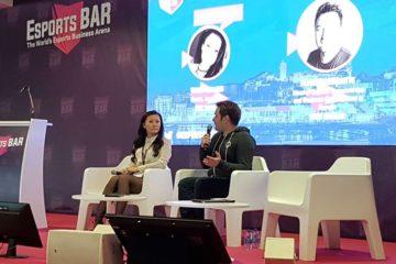 قدم M Dechelotte، رئيس شراكات وتنمية Esport، شركته Riotgames