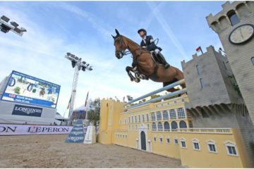 Jumping International of Monte-Carlo on the 27th، 28th، 29th of June 2019