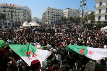 الحزب الحاكم في الجزائر يدعو بوتفليقة للاستقالة