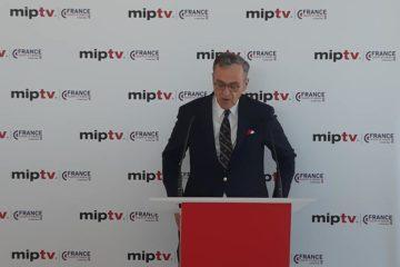 تدخل رئيس المجلس الأعلى للصوتيات والمرئيات خلال Miptv 2019