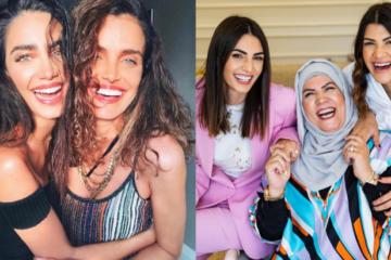 صور معبرة وكلمات مؤثرة توجه بها مشاهير العالم العربي إلى أمهاتهم والأمهات في كلّ مكان..