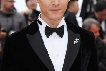 Armani Chinese Actor Hu Ge wearing #GiorgioArmani at the Cannes Film Festival 2019 #ArmaniStars #Cannes2019