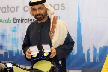 تحدي المخترعين الأوربيين يبارك إنجازات المخترع الإماراتي أحمد مجان