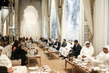 غرفة عجمان تنظم الملتقى الرمضاني الدبلوماسي السنوي