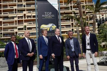 Top Marques Monaco الإصدار 2019