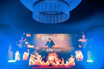 Amber Lounge GP ابو ظبي