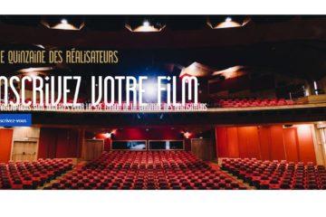 Quinzaine des Réalisateurs CANNES FILM FESTIVAL