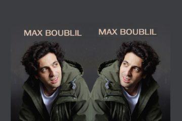 Max Boublil مسرح للجميع