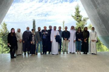 الرئيس الإسرائيلي لوفد إماراتي-بحريني: السلام يتحقق بالشعوب