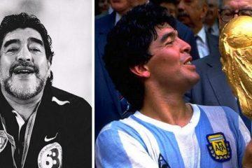 دييجو أرماندو مارادونا.. لاعب موهوب ومدرب مغمور