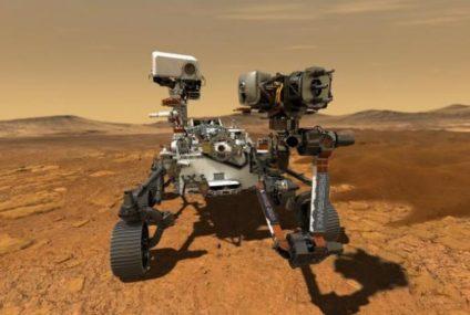 """""""بيرسيفيرانس"""" ترسل صورة ذاتية من المريخ.. و""""ناسا"""" تكشف التفاصيل"""