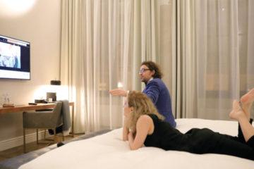 «مهرجان فيلنيوس السينمائي».. الجمهور يشاهد الأفلام من غرف الفنادق