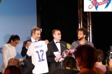 For the 5th edition at the Cannes Film Festival, Better World Fund rewarded several contributors/ في نسخته الخامسة في مهرجان كان السينمائي ، كافأ صندوق عالم أفضل العديد من المساهمين
