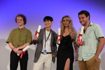 الفائزون في النسخة 24 من Cinéfondation: